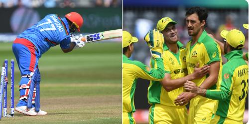 AUSvsAFG : 'मैन ऑफ़ द मैच' डेविड वार्नर ने इस खिलाड़ी को दिया अपनी शानदार पारी का श्रेय 3