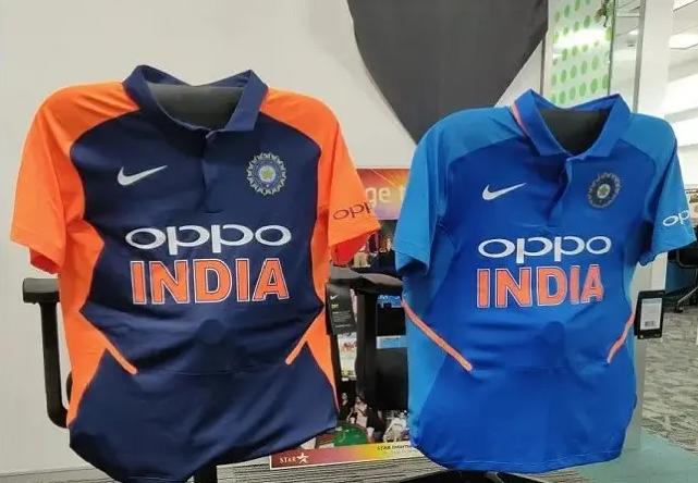 जाने क्यों भारतीय टीम ने नई जर्सी के लिए भगवा (ऑरेंज) कलर को ही चुना? 2
