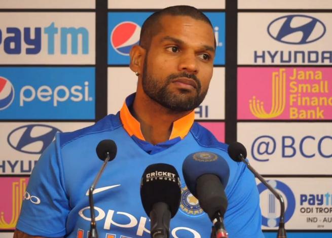 भारतीय टीम से 3 हफ्ते के लिए बाहर हुए शिखर धवन, ये खिलाड़ी टीम में लेगा उनकी जगह
