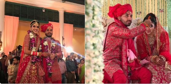 WATCH : विश्व कप 2019 के बीच भारत के इस क्रिकेटर ने की शादी, देखें वीडियो