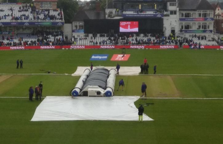 CWC 2019, INDvsNZ: मैच रद्द होने से विराट कोहली हुए निराश, पाकिस्तान के बारे में भी कह दी ये बात 2