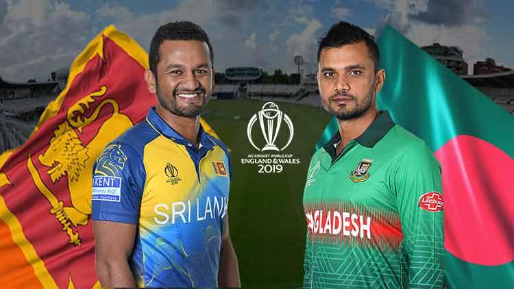 CWC19- श्रीलंका और बांग्लादेश के बीच मैच रद्द होने के बाद भी अंक तालिका में हुआ ये बदलाव, सेमीफाइनल में पक्की हुई इस टीम की जगह 2
