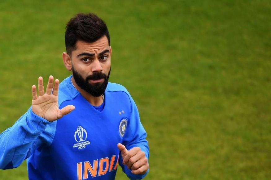 WORLD CUP 2019: इंग्लैंड का प्रदर्शन देख हैरान हुए विराट कोहली मैच से पहले कही ये बात