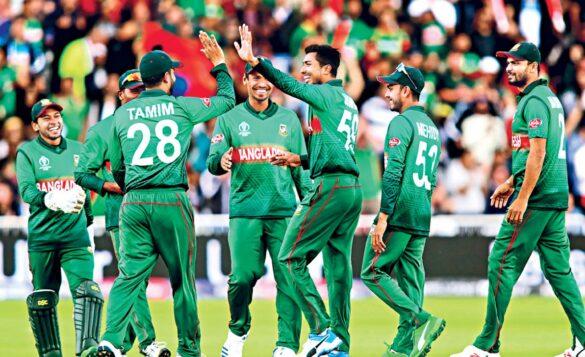CWC19- भारत के खिलाफ अपने करो या मरो के मैच में इस प्लेइंग इलेवन के साथ उतरेगी बांग्लादेश 9