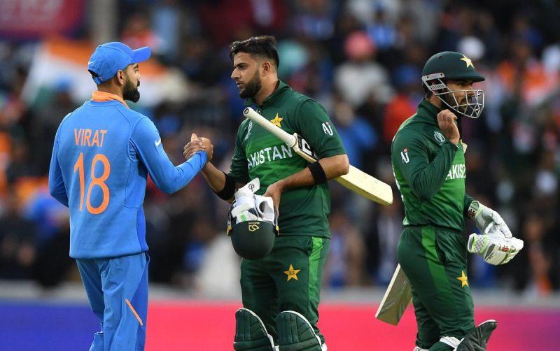 आईसीसी विश्वकप 2019ः इन तीन कारणों से पाकिस्तान को करना पड़ा भारत के खिलाफ हार का सामना