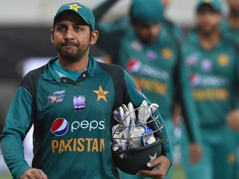 World Cup 2019: भारत के खिलाफ मैच से पहले टीम की इस गलती से परेशान हैं कप्तान सरफराज अहमद