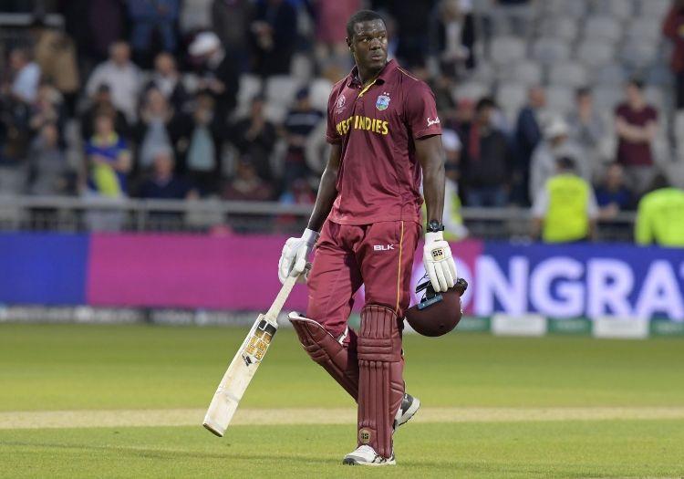 WORLD CUP 2019: भारत से मिली हार के बाद वेस्टइंडीज के इस स्टार खिलाड़ी पर आईसीसी ने लगाया बड़ा जुर्माना, ये रही वजह 2