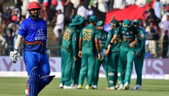 अफ़ग़ानिस्तान ने टॉस जीत कर पहले बल्लेबाजी करने का लिया निर्णय, नैब ने दे डाली पाक को टॉस के समय ये चुनौती 27