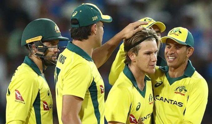 CRICKET WORLD CUP 2019: भारत के खिलाफ 11 सदस्यीय ऑस्ट्रेलियाई टीम, दिग्गज खिलाड़ी की लंबे समय बाद वापसी