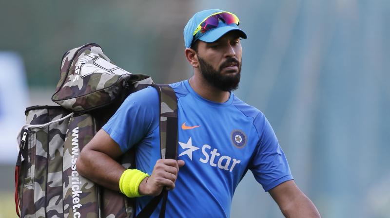 संन्यास लेने के बाद युवराज सिंह ने बीसीसीआई पर लगाया आरोप, यो-यो टेस्ट के बाद भी नहीं मिला जगह