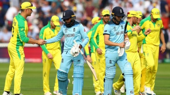 वनडे रैंकिंग: ऑस्ट्रेलिया से हार के बाद इंग्लैंड से छिना नंबर 1 का ताज, अब यह टीम है बादशाह 42