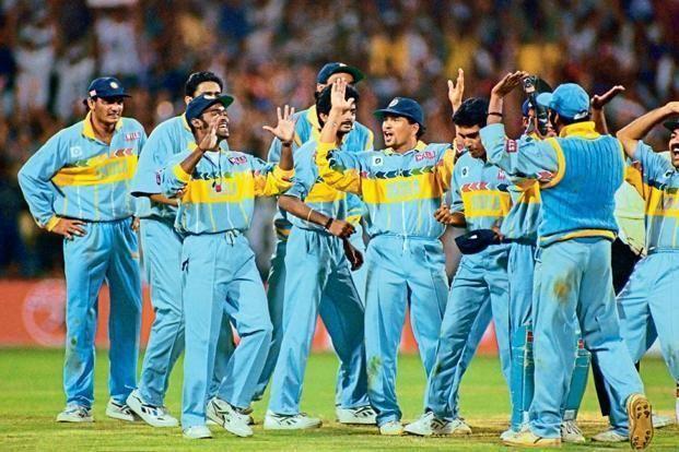 1983 से 2019 तक देखें कब और कैसा रहा भारतीय टीम की जर्सी का रंग और खासियत 5