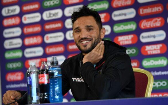 अफगानिस्तान के कप्तान गुलबदीन नैब ने मैच से पहले बांग्लादेश से कहा, हम तो डूबे हैं सनम तुमको भी ले डूबेंगे 34