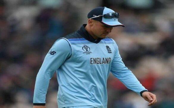 किसने कहा जैसन रॉय है इंग्लैंड का तुरुप का पत्ता बड़ी टीमों के खिलाफ उतारा जाएगा उनको मैदान पर 26