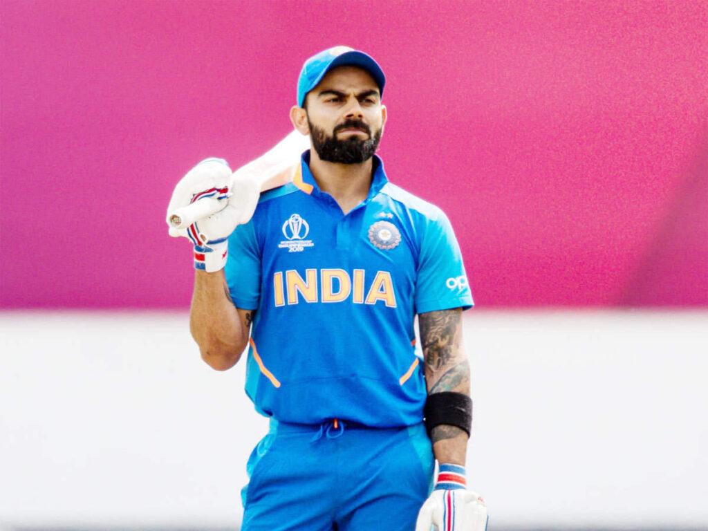 आईपीएल होस्ट अर्चना विजया ने कप्तान विराट कोहली को दिया खास मैसेज 1