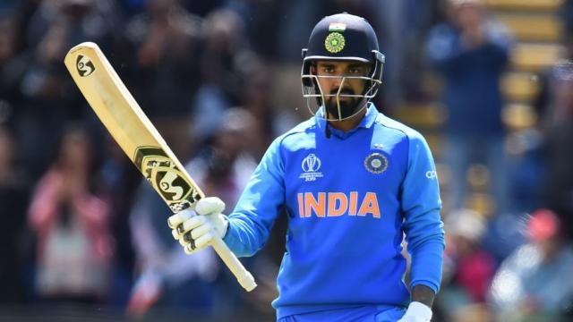 WORLD CUP 2019: IND vs PAK: केएल राहुल ने बताया अपनी धीमी पारी का राज, इस वजह से खेली स्लो इनिंग
