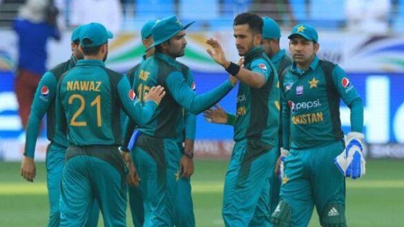 आईसीसी विश्वकप 2019ः पाक टीम इन 11 खिलाड़ियों के साथ उतर सकती है दक्षिण अफ्रीका के खिलाफ 33
