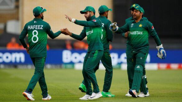 ICC WORLD CUP 2019: श्रीलंका के खिलाफ इन 11 खिलाड़ियों के साथ मैदान में उतर सकती है पाकिस्तान 1