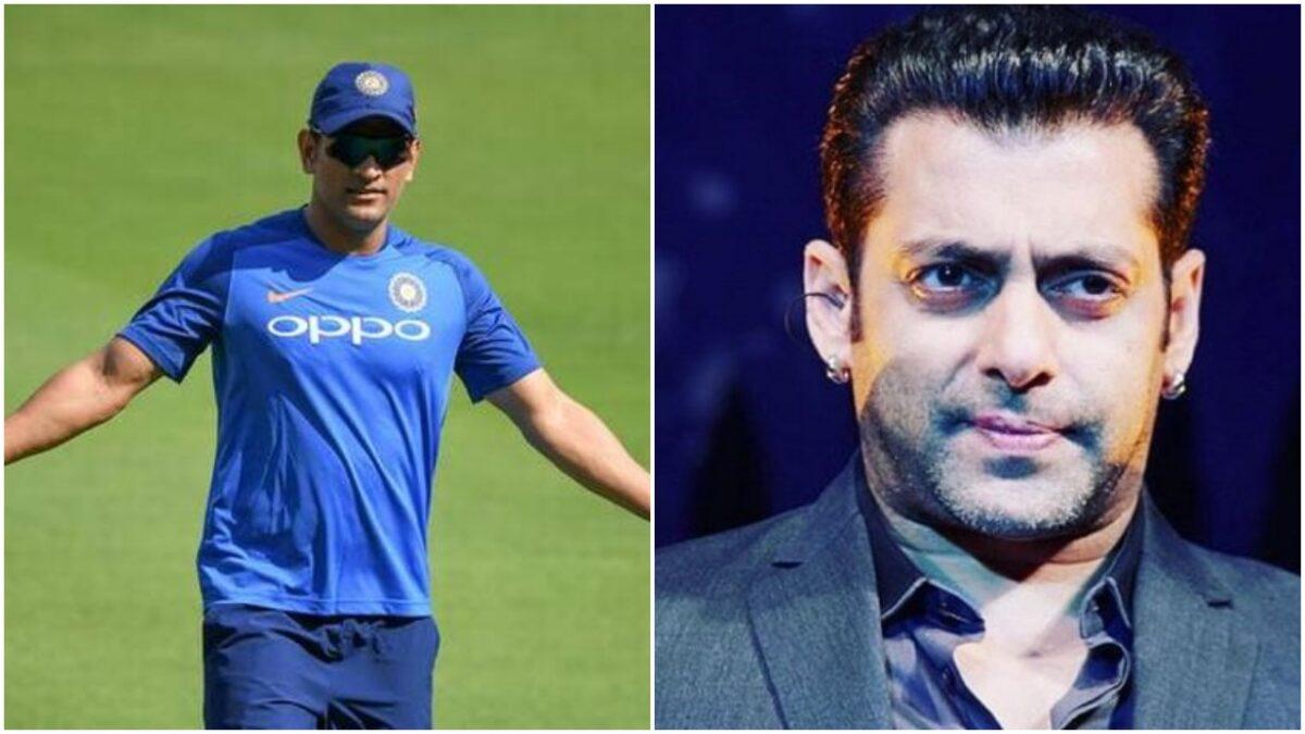 विराट और बुमराह नहीं इस खिलाड़ी को सलमान खान ने बताया विश्व कप में भारतीय टीम का एक्स फैक्टर