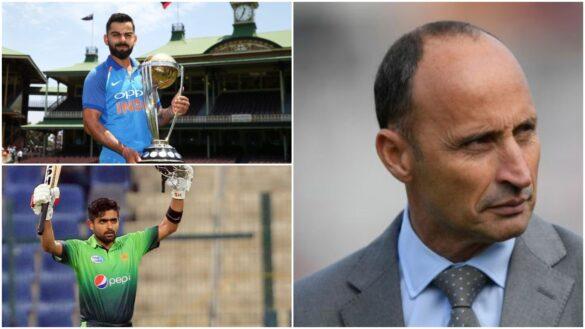 पूर्व इंग्लिश कप्तान नासिर हुसैन ने इस पाकिस्तानी खिलाड़ी को बताया विराट कोहली के समकक्ष 13
