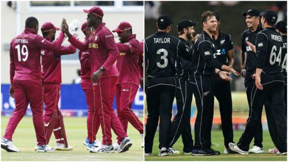 विश्व कप में वेस्टइंडीज और न्यूजीलैंड में होगा मुकाबला, ये हो सकती है दोनों टीमों की प्लेइंग इलेवन 44