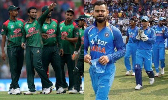 भारत के साथ पहली बार द्विपक्षीय सीरीज खेलने को तैयार हुआ बांग्लादेश, जाने कब और कहाँ होगा मुकाबला 4