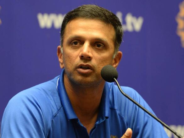 राहुल द्रविड़ नहीं होंगे अंडर-19 के कोच, अब बीसीसीआई ने सौंपी ये नई जिम्मेदारी 11
