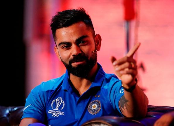 WORLD CUP 2019: इंग्लैंड का प्रदर्शन देख हैरान हुए विराट कोहली मैच से पहले कही ये बात 4