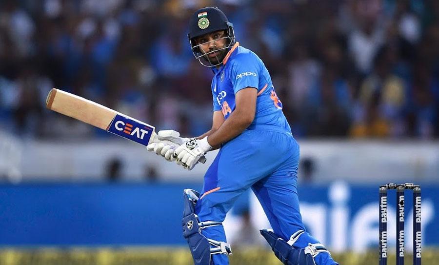 INDvsENG :  रोहित शर्मा ने शतकीय पारी के साथ तोड़ा महेंद्र सिंह धोनी का विश्व रिकॉर्ड 2