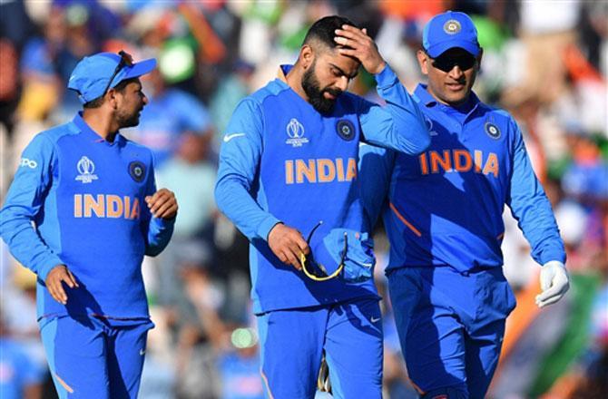 CWC 2019: पूर्व भारतीय खिलाड़ी सुनील जोशी बांग्लादेश को बता रहे हैं मैच से पहले टीम इंडिया की कमजोरी 3