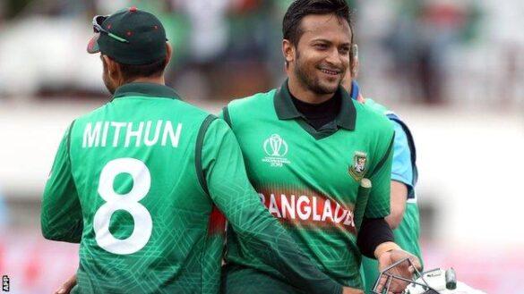 शाकिब अल हसन ने इस खिलाड़ी को दी आराम करने की नसीहत 35