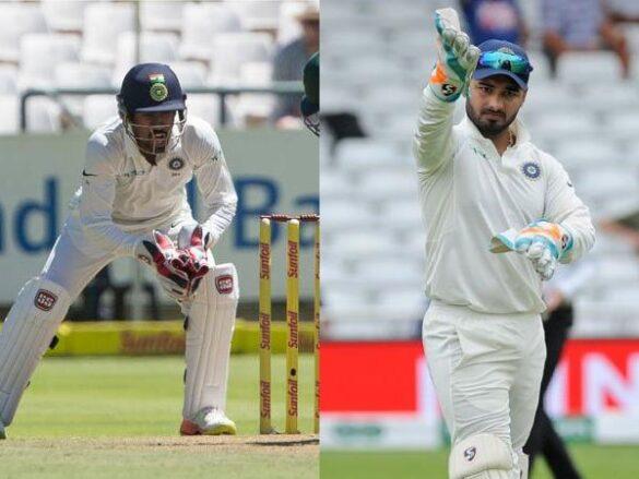 रिद्धिमान साहा और ऋषभ पन्त किसको मिलेगा पहले टेस्ट के अंतिम ग्यारह में मौका? 21