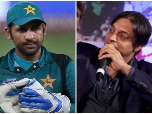 शोएब अख्तर ने कहा सरफराज अहमद को हटा अब इन 2 स्टार खिलाड़ियों को बना दिया जाए पाकिस्तान का नया कप्तान 16