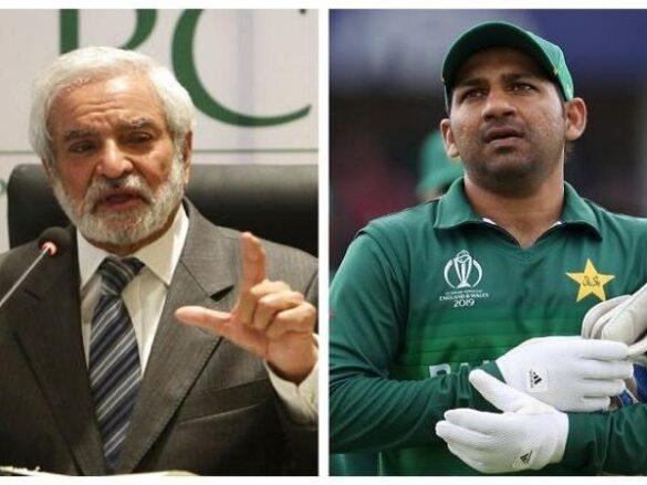 सरफराज अहमद की कप्तानी पर छाए हैं संकट के बादल, अब पीसीबी चीफ ने कही ये बात 9