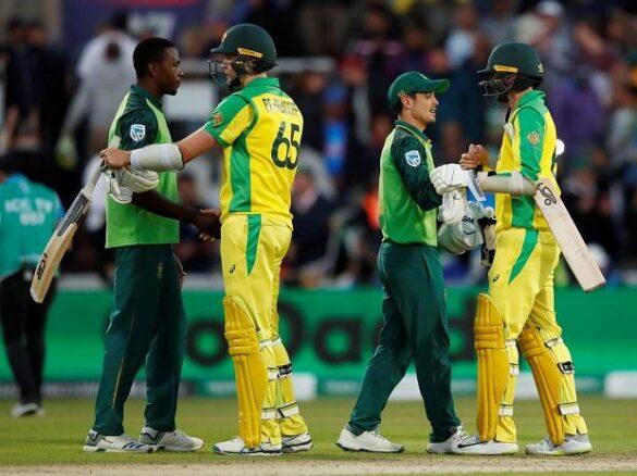 CWC19- साउथ अफ्रीका से हार भारत से नीचे पहुंचा ऑस्ट्रेलिया, सोशल मीडिया पर आ रही कुछ ऐसी प्रतिक्रिया 36
