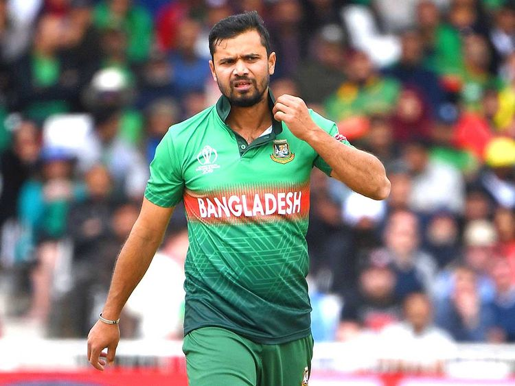 बांग्लादेश को श्रीलंका दौरे से पहले बड़ा झटका, कप्तान मशरफे मुर्तजा बाहर