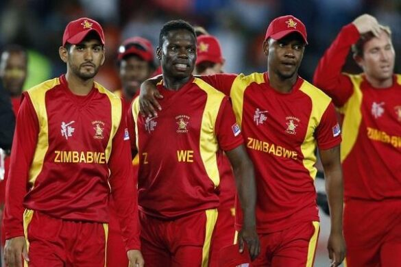 जिम्बाब्वे के आईसीसी से प्रतिबंधित होने के बाद भारत का घरेलू सीरीज रद्द! 13