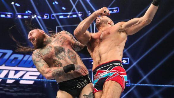 WWE स्मैकडाउन रिजल्ट: 17 जुलाई 2019 80
