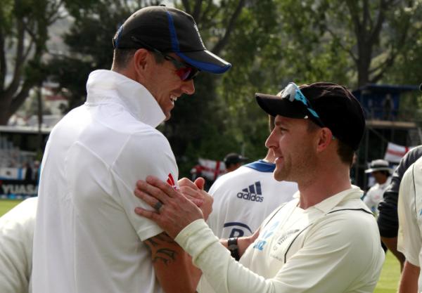 CWC 2019: ट्विटर पर केविन पीटरसन की चुटकी का ब्रेंडन मैकुलम ने दिया करारा जवाब