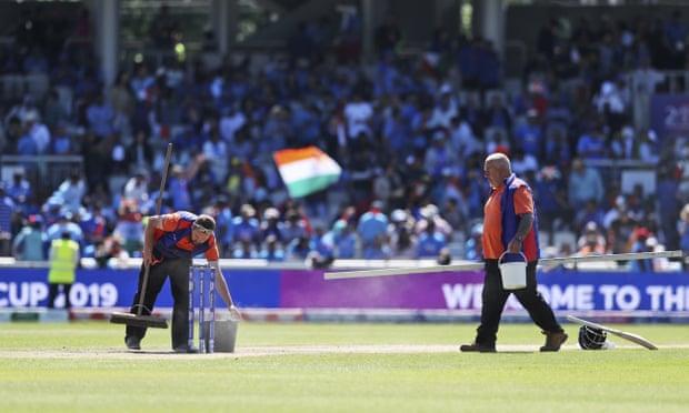 CWC19- विश्व कप में पिच को लेकर उठ रहे विवाद पर आईसीसी ने तोड़ी चुप्पी, सुनाया अपना फैसला