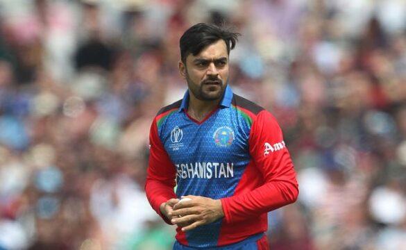 अंतर्राष्ट्रीय स्तर के तीनों प्रारूपों के लिए अफगानिस्तान क्रिकेट बोर्ड ने राशिद खान को बनाया नया कप्तान 10
