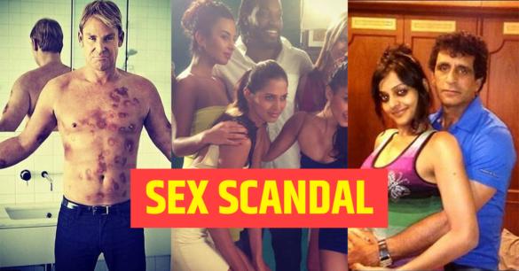 क्रिकेट जगत के इन 10 सेक्स स्कैंडल्स के बारे में जानकर उड़ जाएंगे आपके होश, सभी बड़े नाम शामिल 16