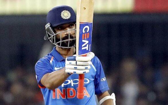 इस वजह से चाह कर भी चयनकर्ता नहीं दे सकते हैं अजिंक्य रहाणे को वनडे टीम में जगह 3
