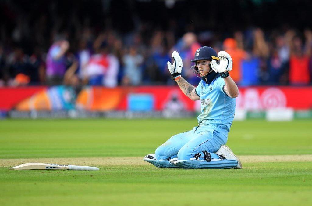 इंग्लैंड की विश्व कप जीत के हीरो बेन स्टोक्स को मिलेगी 'सर' की उपाधि होंगे सर बेन स्टोक्स