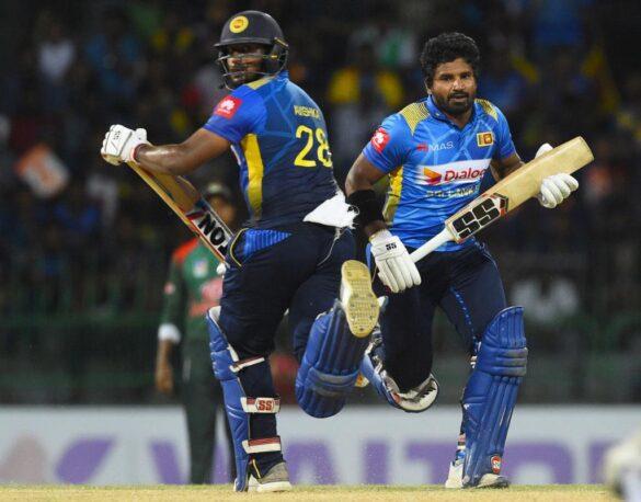 SL vs BAN: तीसरा एकदिवसीय: श्रीलंका ने बांग्लादेश के सामने रखा 295 रनों का लक्ष्य 25