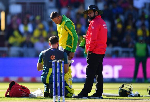 CWC 2019: उस्मान ख्वाजा और मार्कस स्टोइनिस चोटिल, ऑस्ट्रेलिया टीम से जुड़े ये दो खिलाड़ी 35