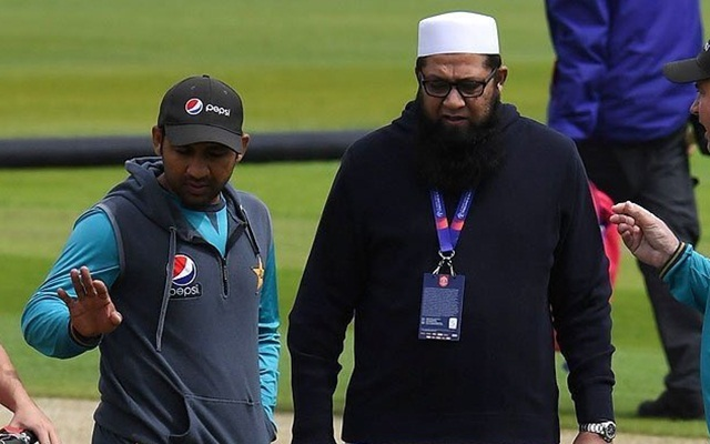 विश्व कप में पाकिस्तान के प्रदर्शन के बाद इंजमाम उल हक ने मुख्य चयनकर्ता के पद से दिया इस्तीफा