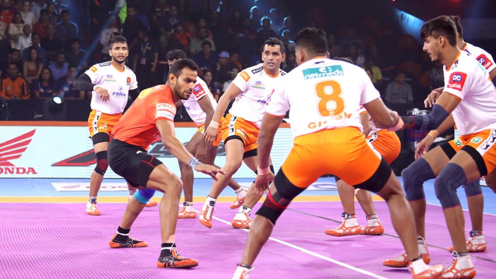 प्रो कबड्डी लीग 2019: अनूप कुमार की पुणेरी पलटन को फिर मिली हार, पहली जीत का इंतजार हुआ लंबा 1
