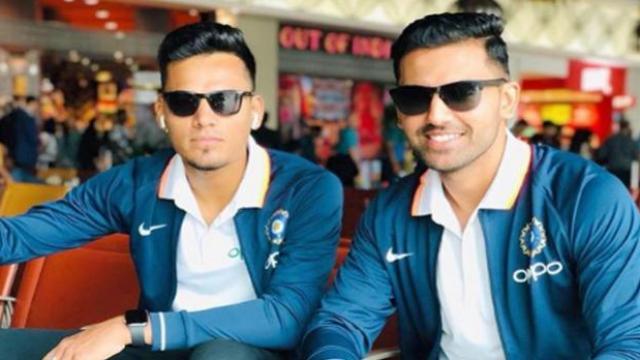 मालती चाहर ने दोनों भाई के भारतीय टीम में चयनित होने पर ख़ुशी में कह दी ये बात, ट्वीट हुआ वायरल 1