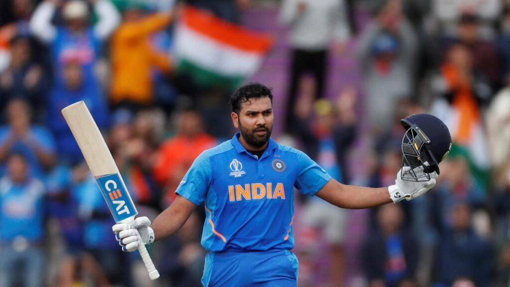 रोहित शर्मा ने बर्मिंघम के मैदान पर लगातार जड़े हैं 3 शतक 3
